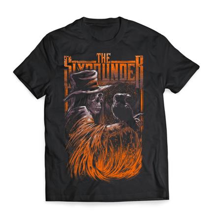 "THE SIXPOUNDER - ""Plague Doctor"" T-Shirt"